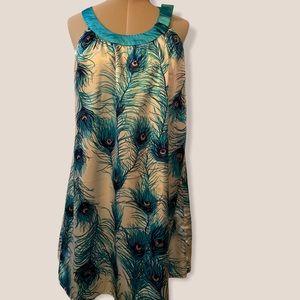 BCBG silky dress